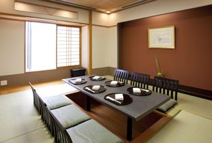 レンブラントホテル大分 日本料理 個室