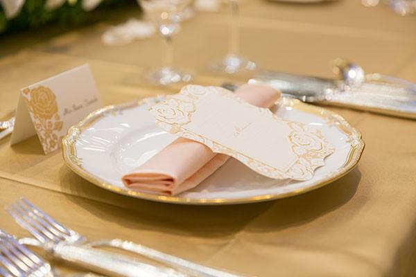 ご家族の結婚式